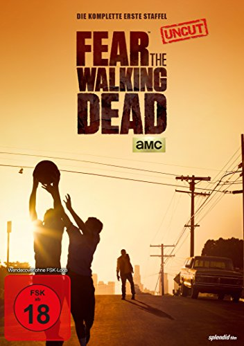 Fear the Walking Dead Staffel 1 (2 DVDs)