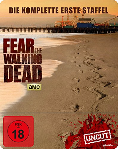 Fear the Walking Dead Staffel 1 (Limited Edition Steelbook) [Blu-ray]