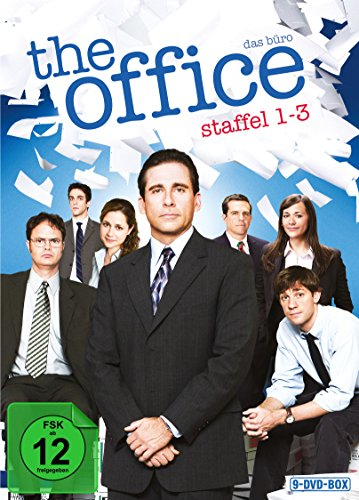 The Office (US) - Das Büro - Staffel 1-3 (9 DVDs) US - Das Büro - Staffel 1-3 (9 DVDs)