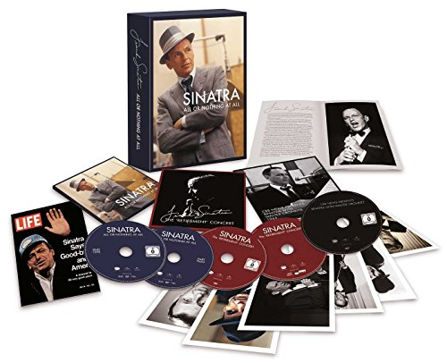 Frank Sinatra - All Or Nothing At All (Limited Deluxe Edition, + Audio-CD) (5 DVDs)