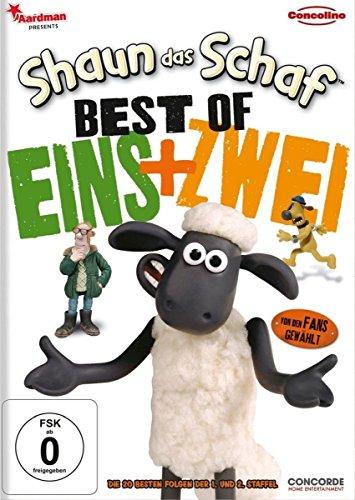 Shaun das Schaf Best of Eins und Zwei (2 DVDs)