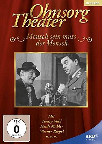 Ohnsorg-Theater Klassiker: Mensch sein muss der Mensch