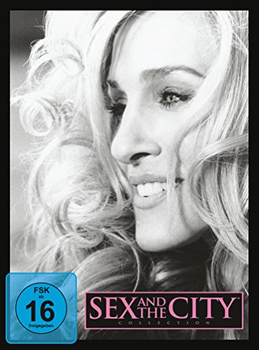 Sex and the City Seasons 1-6 (18 DVDs)