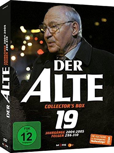 Der Alte Collector's Box Vol.19, Folge 296-310 (5 DVDs)