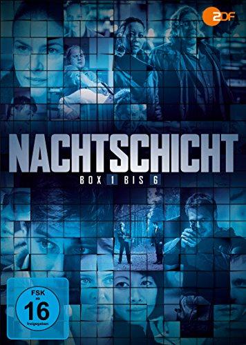 Nachtschicht Box 1-6 (6 DVDs)