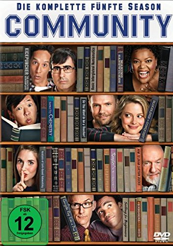 Community Staffel 5 (2 DVDs)