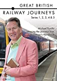 Great British Railway Journeys - Series 1-5 (23 DVDs)