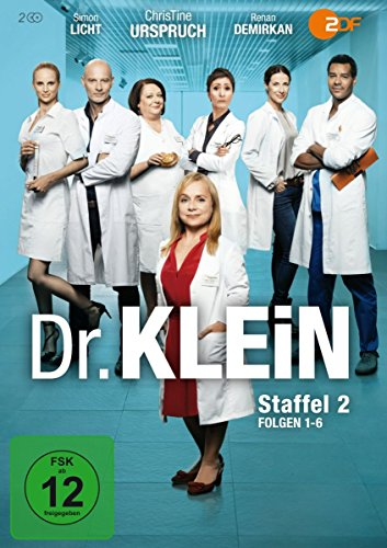 Dr. Klein Staffel 2, Vol. 1 (2 DVDs)