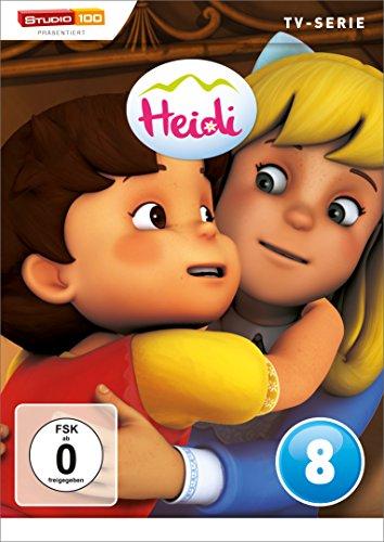 Heidi DVD  8