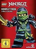 LEGO Ninjago: Meister des Spinjitzu - Staffel 1-5 Komplettbox (10 DVDs)