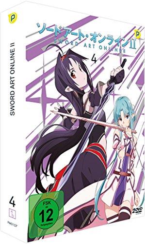 Sword Art Online Staffel 2, Vol. 4 (2 DVDs)