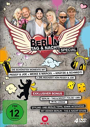 Berlin - Tag & Nacht Special: Die schönsten Momente (4 DVDs)