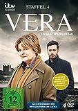 Vera - Ein ganz spezieller Fall: Staffel 4 (4 DVDs)