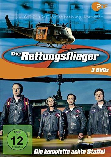Die Rettungsflieger Staffel  8 (3 DVDs)