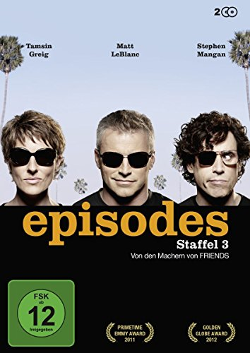 Episodes Staffel 3 (2 DVDs)