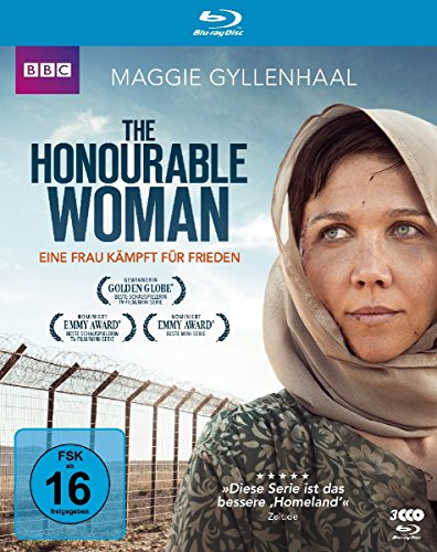 The Honourable Woman Blu-ray