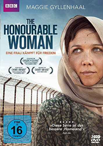 The Honourable Woman 3 DVDs