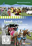 Landpartie - Im Norden unterwegs: Weihnachtsedition (2 DVDs)