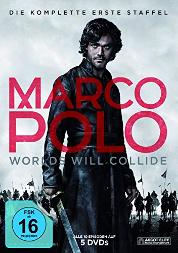 Marco Polo 5 DVDs