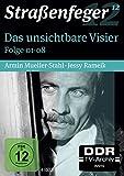 Straßenfeger 12: Das unsichtbare Visier 1, Folge 1-8 (4 DVDs)