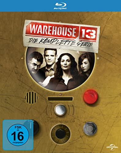 Warehouse 13 Die komplette Serie [Blu-ray]
