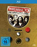 Warehouse 13 - Die komplette Serie [Blu-ray]