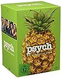 Psych - Die komplette Serie (exklusiv bei Amazon.de) (31 DVDs)