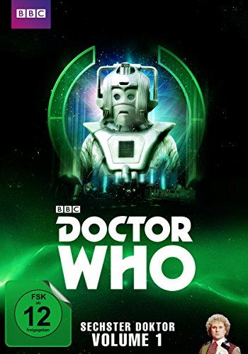 Doctor Who Sechster Doktor Vol. 1 (5 DVDs)