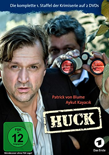 Huck Staffel 1 (2 DVDs)