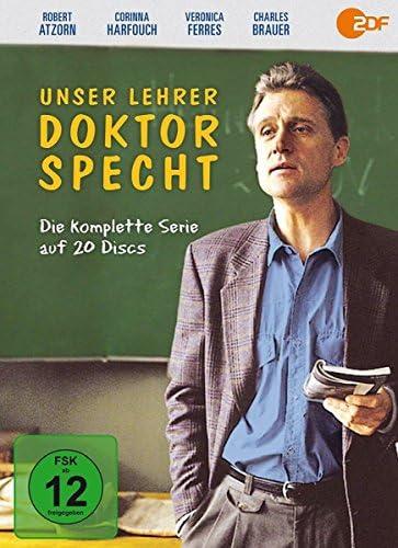 Unser Lehrer Doktor Specht Die komplette Serie (20 DVDs)
