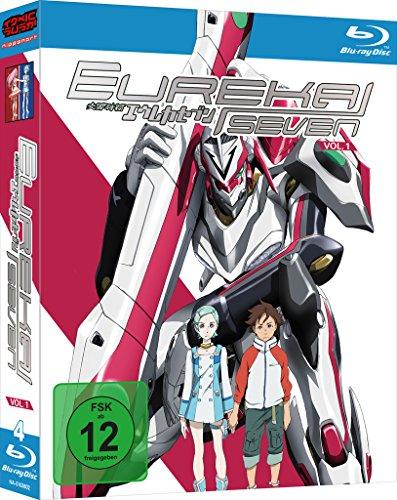 Eureka Seven Box 1 [Blu-ray]