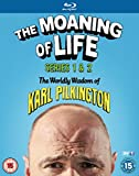 The Moaning of Life - Series 1+2 [Blu-ray]