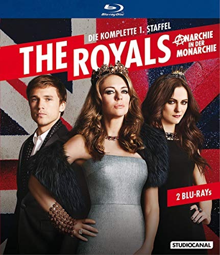 The Royals Staffel 1 [Blu-ray]
