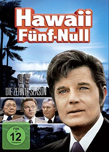 Hawaii Fünf-Null Staffel 10 (6 DVDs)