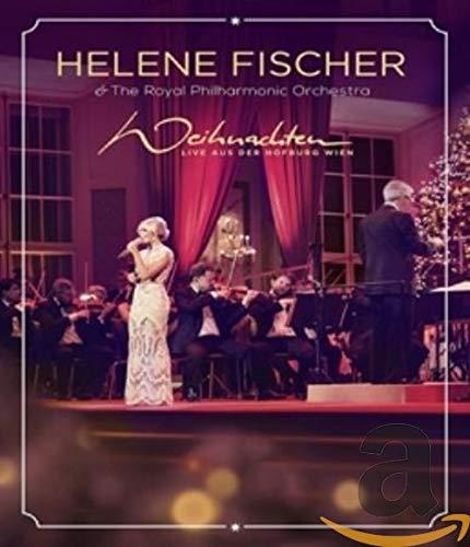 Helene Fischer - Weihnachten (Live aus der Hofburg Wien mit dem Royal Philharmonic Orchestra) [Blu-ray]