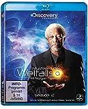 Mit Morgan Freeman: Staffel 2 [Blu-ray]