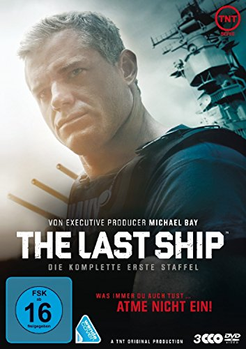 The Last Ship Staffel 1 (3 DVDs)