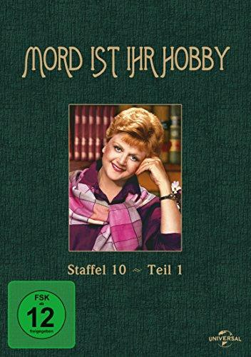 Mord ist ihr Hobby Staffel 10/Teil 1 (3 DVDs)