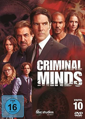 Criminal Minds Staffel 10 (5 DVDs)