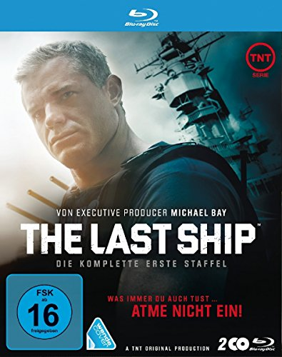 The Last Ship Staffel 1 [Blu-ray]