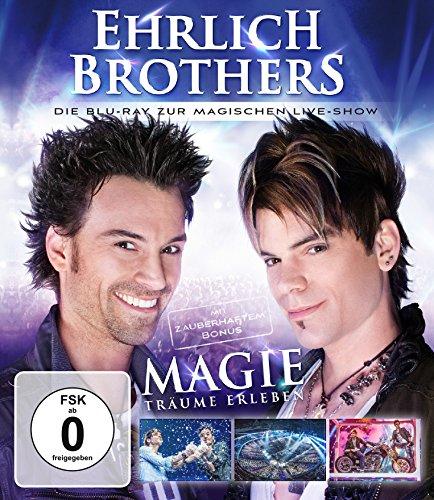 Ehrlich Brothers: Magie - Träume erleben [Blu-ray]
