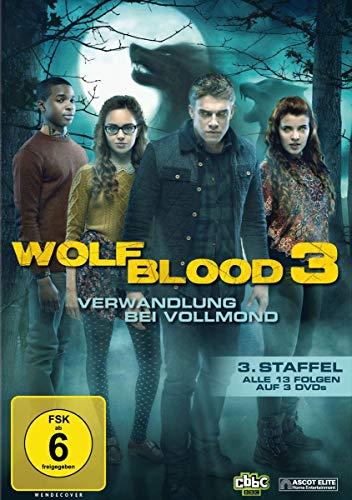 Wolfblood - Verwandlung bei Vollmond: Staffel 3 (3 DVDs)