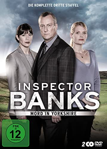 Inspector Banks Staffel 3 (2 DVDs)