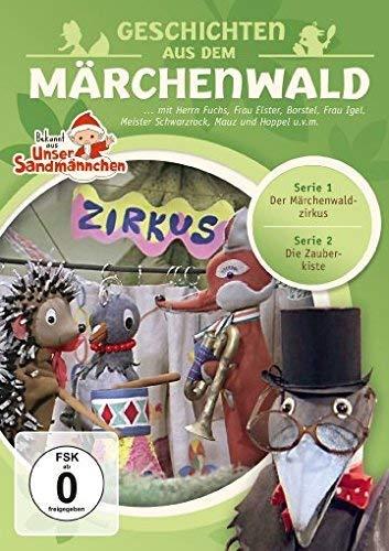 Geschichten aus dem Märchenwald, Vol. 2: Der Märchenwaldzirkus & Die Zauberkiste