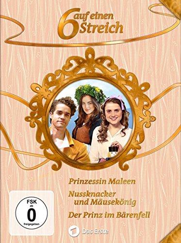Sechs auf einen Streich Märchenbox, Vol.13 (3 DVDs)