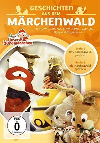 Geschichten aus dem Märchenwald, Vol. 1: Das Märchenwaldpostamt & Die Märchenwaldapotheke