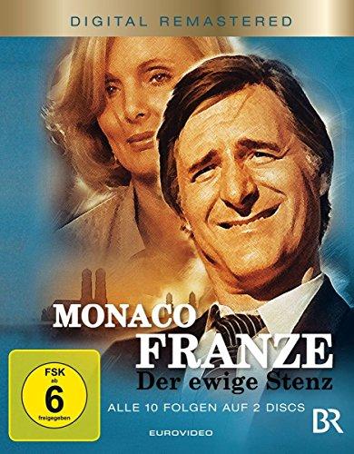 Monaco Franze - Der ewige Stenz (Digital Remastered) [Blu-ray]