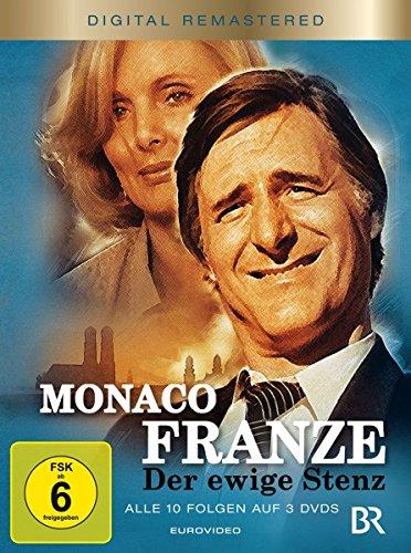 Monaco Franze - Der ewige Stenz (Digital Remastered) (3 DVDs) Digital Remastered (3 DVDs)