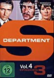 Department S, Vol. 4 (3 Episoden)