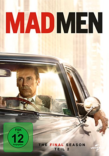 Mad Men Season 7.2 (3 DVDs)